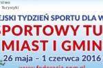VIII Europejski Tydzień Sportu dla Wszystkich - XXII STMiG 2016