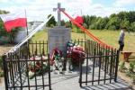 Uroczystość upamiętniająca pomordowanych mieszkańców Godzieb